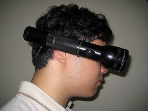 Diy Headlamp Holder With Nylon Paracord Grace Abundant